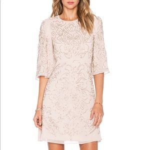 NEEDLE AND THREAD Embellished Flyer Dress